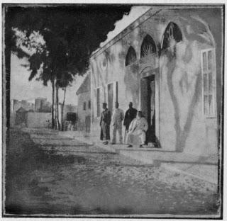 בית שלוש בנווה צדק, שנות ה-20