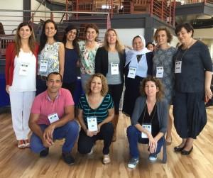 תמונה קבוצתית משלחת מורים סוכות 2015